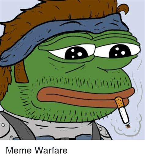 Meme Warfare - 0 min meme warfare meme on sizzle