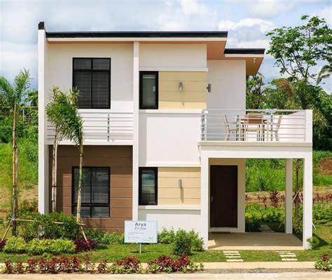 design house model arya prime house model sentrina subdivision lipa city