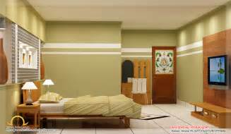 Kerala Home Interior Beautiful 3d Interior Designs Kerala Home Design And Floor Plans