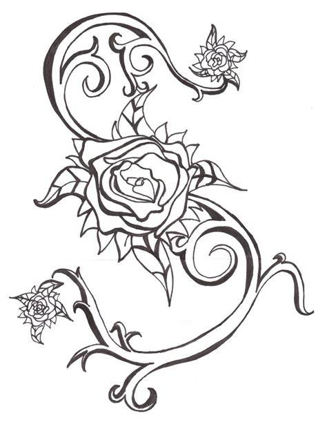 tattoo design for letter s s letter design for tattoos www imgkid the image