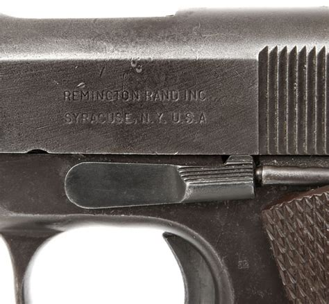 deactivated spec wwi wwii colt remington rand 1911 allied deactivated guns