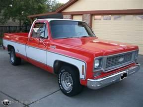 1974 chevrolet truck id 26830