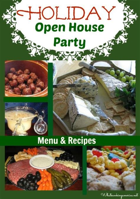 17 best ideas about christmas open house on pinterest