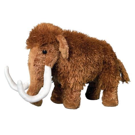 Everett the Plush Woolly Mammoth by Douglas