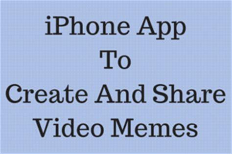 App To Make Memes - meme archives i love free software