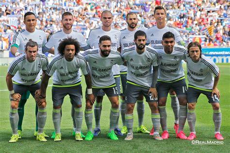 imagenes del real madrid todo el equipo 2015 keylor navas la marca sin goles le pertenece al equipo