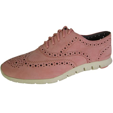 cole haan womens oxford shoes cole haan zerogrand wingtip oxford sneaker shoe ebay