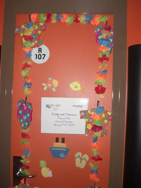 carnival cruise themes 17 best images about cruise door decorations on pinterest