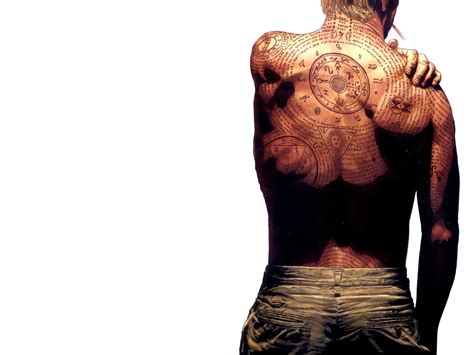 john constantine tattoo constantine hellblazer wallpaper 1600x1200 242576