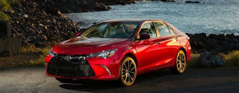 Toyota Camry Trim Levels New 2017 Toyota Camry Trim Levels And Pricing
