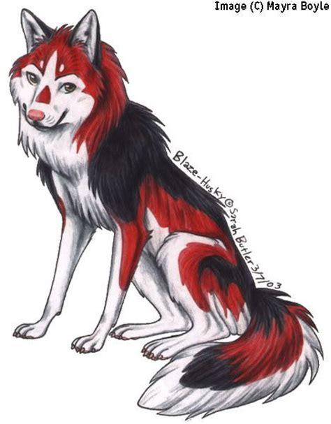 imagenes de anime wolves red white and black she wolf anime wolves pinterest