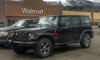 is this a 2018 jeep wrangler prototype reveal