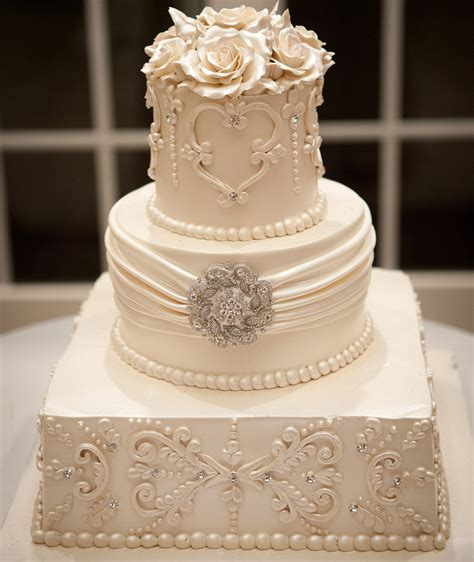 Wedding Cakes   Palermo's Custom Cakes & Bakery