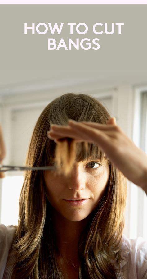best 25 cut bangs ideas on bangs wispy