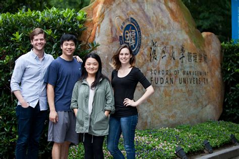 Mit Mba International Students by Low Pay Fast Gains From Fudan Mit Mba