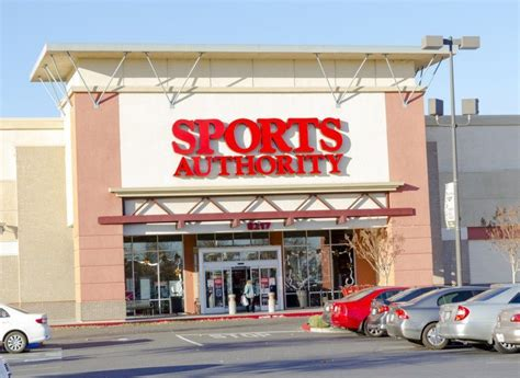sports authority closing all locations including four in