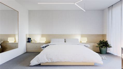 Minimalistic Bedroom | 40 serenely minimalist bedrooms to help you embrace simple