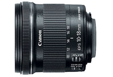 Lensa Canon Efs 10 18mm lensa canon terbaru ef 16 35mm f 4l is usm dan ef s 10 18mm f 4 5 5 6 is stm