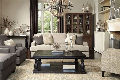Chic Living Room Furniture by The New Farmhouse Chic Furniture Homestore