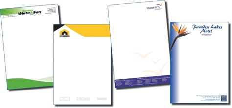 Business Letterhead Requirements Australia Willprint Shepparton Business Printing Gt Letterheads