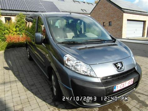 peugeot expert tepee 8 places occasion pas cher anderlues