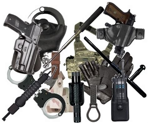 tactical tools and equipment different types of enforcement equipment range
