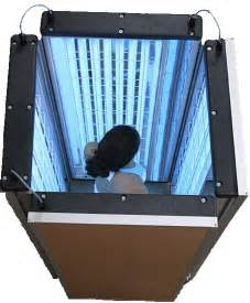 Uv Light Therapy Foldalite Uvb Light Box For Home Phototherapy The