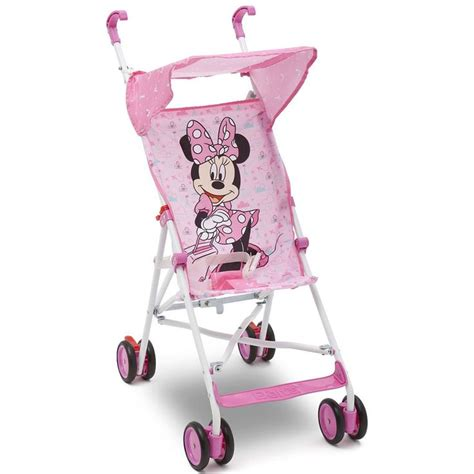 disney minnie mouse car seat and stroller delta children disney minnie mouse umbrella stroller