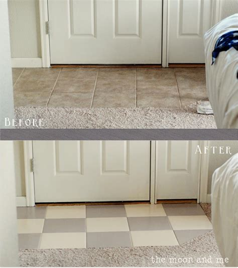 How To Paint Floor Tiles by Floor Painting A Guide To The Whats And Hows Of Painting