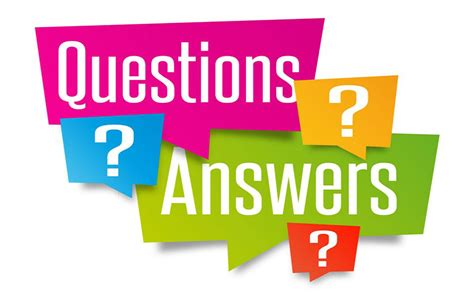 Answer Your Question question answer