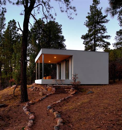 Cabins In Durango by Williams Minimalist Cabin