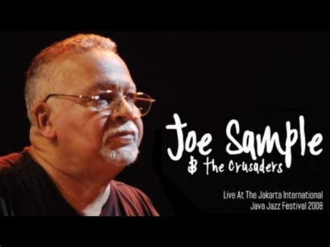 joe sle the crusaders quot snowflake quot live at java jazz