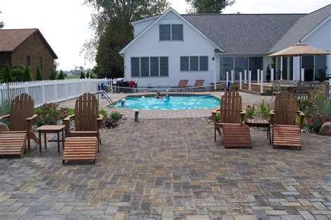 permeable pavers great eco friendly solution to water run off ask the landscape guy