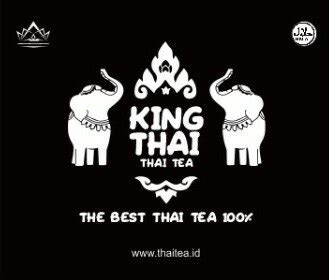 king thai tea   thai tea