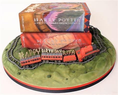 amazing harry potter birthday cake from charm city cakes