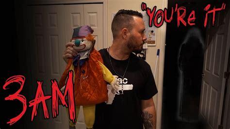 haunted doll hide and seek haunted clown doll one hide and seek