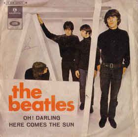 here comes the sun house music the beatles oh darling here comes the sun vinyl at discogs