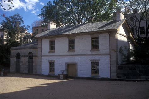 Who Is The House Cadmans Cottage The Oldest Building In Australia