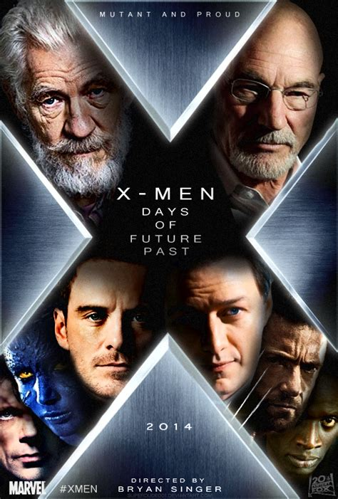Watch the new trailer for x men days of future past movies
