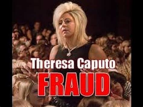 why do we never see theresa caputo mother amazing hidden video of theresa caputo s live
