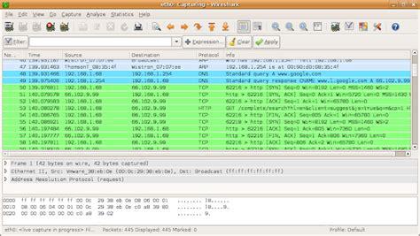 tutorial aplikasi wireshark cara mengatasi wireshark yang tidak bekerja pada usb modem