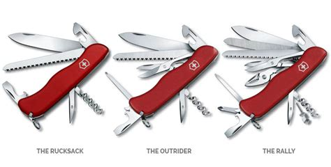 large swiss army knife swiss army knives an expert review of victorinox knives