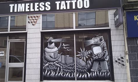 tattoo parlor glasgow timeless tattoo glasgow tattoo shop reviews