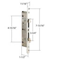 Patio Door Mortise Lock Sliding Patio Door 2 Point Mortise Lock For Roto E 2192 Door Window Parts For All Of