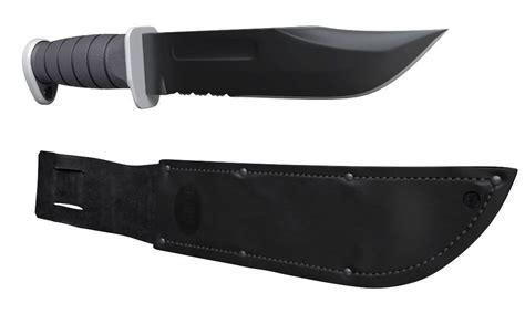 black combat knife ka bar usmc black combat knife free 3d model max obj fbx