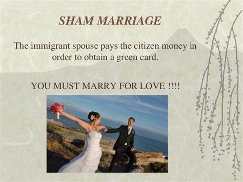 Marrying A Us Citizen With Criminal Record Marrying Internationally P