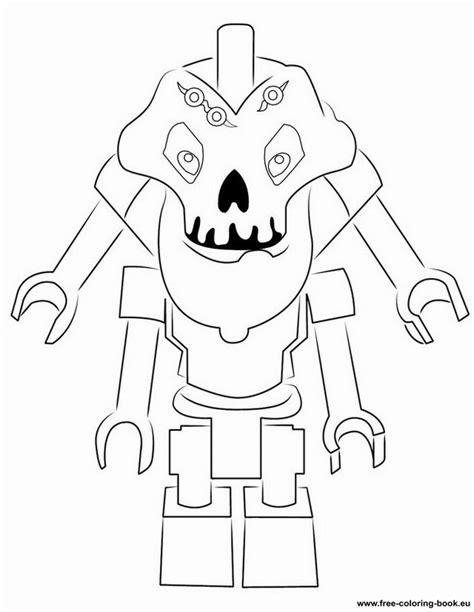 ninjago skeleton coloring page free coloring pages of lego ninjago garmadon