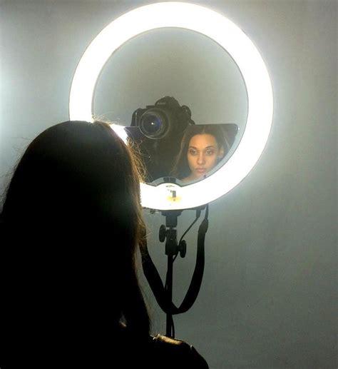 stellar mirror for 18 quot ring light makeup makeup
