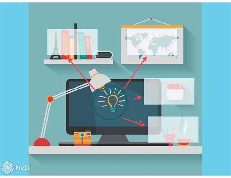 Study Desktop Prezi Premium Templates Prezi Template Free