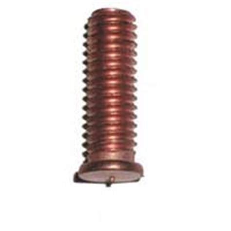 capacitor discharge weld studs flanged capacitor discharge welding studs